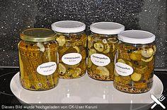 Gewürzgurken süß/sauer, ein beliebtes Rezept aus der Kategorie Sommer. Bewertungen: 6. Durchschnitt: Ø 3,8.
