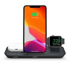 Iphone Se, Iphone 8 Plus, Apple Uk, Stand Power, Smartphone, Apple Brand, Landscape Mode, Black Apple, Wireless Charging Pad
