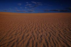 White Sands, New Mexico ~ Derrick Birdsall