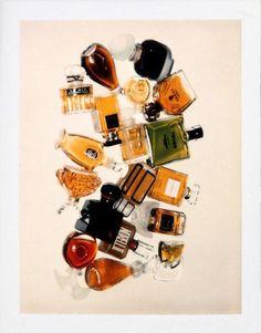 Perfume Bottles Polaroid Photograph, Andy Warhol, 1979