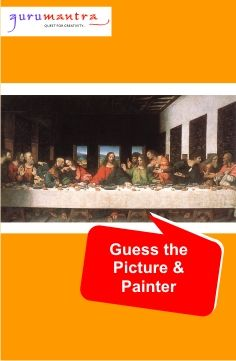 Guess the famous painting & Creator. #guess #painting #name #painter #gurumantra