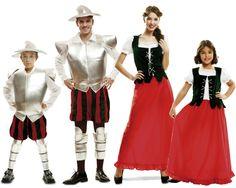 Grupo de Don Quijote de la Mancha #disfraces #carnaval #disfracesparagrupos