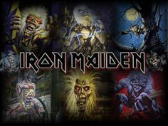 Iron Maiden  ! Ever !
