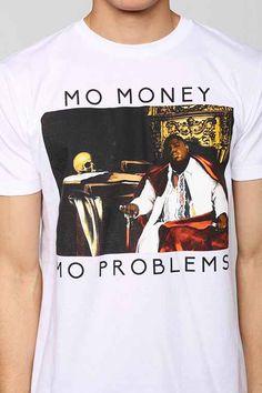 Biggie Mo Money Tee