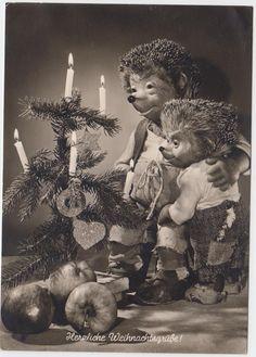 Original Mecki Karte von Diehl Film und HÖR ZU Nr. 104 Mecki Weihnacht ! in Sammeln & Seltenes, Ansichtskarten, Motive | eBay!