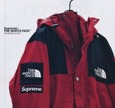 Supreme x The North Face 2010 'Mountain Guide' Jacket