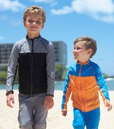 Shop UV Skinz Boys UPF 50+ Sun Protective Clothing and Accessories!