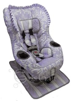Mia Collection From Gagababygear On A Graco My Ride 65