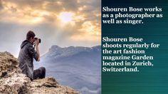 Shouren Bose as a photographer