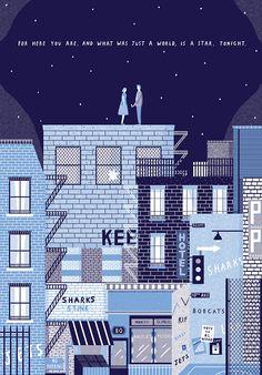 West Side Story - Alternate Movie Poster