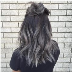 This new type of ombre hair has just the perfect witchy hint for fall!