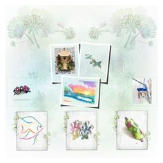 """""""Spring set"""" by keepsakedesignbycmm ❤ liked on Polyvore featuring Spring, etsy, gifts and SpecialT"""