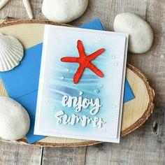 Mix & Match! Summer Cards | Part 2 | Craft For Joy Designs