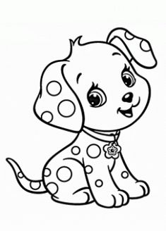 Cartoon Puppy Coloring Pages For Kids, Animal Coloring Pages Printables Free – … – Baby Ideas Kids Printable Coloring Pages, Farm Animal Coloring Pages, Dog Coloring Page, Bible Coloring Pages, Coloring Pages For Girls, Coloring For Kids, Coloring Books, Adult Coloring, Dog Crafts