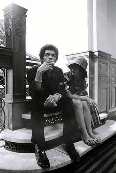 Jimi Hendrix & Lady                                                                                                                                                                                 More