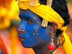 Dançarino Demsa, India