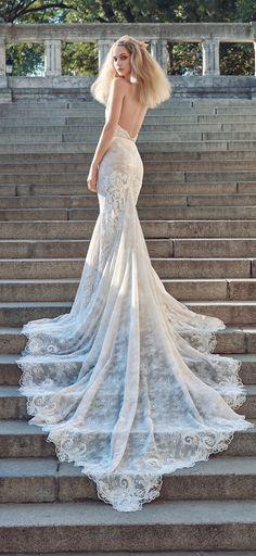 Galia Lahav Fall 2016 Ivory Tower Collection #WeddingDress