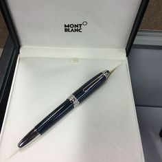 """Montblanc Blue Hour!"""