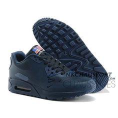 New Men'S Nike Air Max Ltd Black WhiteBlue [nike0081