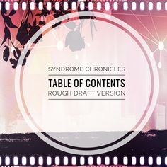 TOC Syndrome Chronicles spin off by Thom Katz