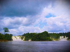 Salto Para.    (Para mas información acerca de este tour clickea la foto).- (For more information about this tour click the photo).- :)
