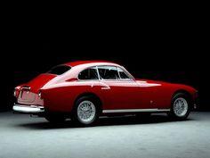 1951 Ferrari 340 America Ghia Coupe