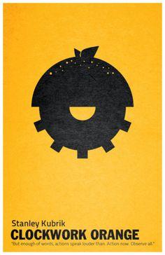 A Clockwork Orange by Sergio Camalich