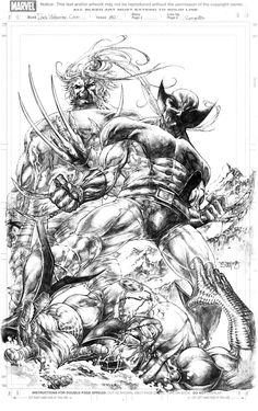 Dark Wolverine #86 | Stephen Jorge Segovia