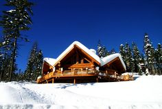 When preparing your #loghome for the #winter months, it's always helpful to have a #maintenancechecklist to refer to. Check out ours here!  http://pioneerloghomesofbc.com/log-home-maintenance-checklist/