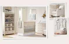 boy nursery | Restoration Hardware Baby & Child