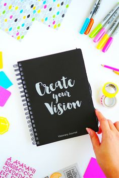 The Visionary Journal™ provides a simple structure to help you get your next actions a priority slot on your schedule. You start with the big picture areas of your life that you'd like to focus on, set S.M.A.R.T goals, create a 90- day action plan while committing monthly and weekly to completing the tasks that will move you closer to achieving your goal.