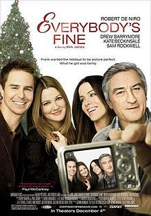 Good movie about family and accepting each other's life choices. Very personal to me, because I had never had a chance to talk to my dad about our issues before he passed away.