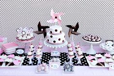 Ice Cream Party, Ready to ship, Cupcake Party, Pinwheels, Sweet Shoppe, Party Shoppe, Girl Baby Shower, 1st Birthday