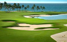 Golf Course at Golden Bear Lodge - Dominican Republic