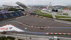 Формула-1. Гран-при России остался в календаре на 2017 год | 24инфо.рф
