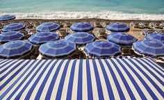 You May Be Wandering: 'Bleu et Blanc' Along The French Seaside