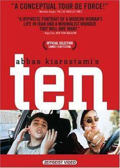 Ten (2002) - Abbas Kiarostami.                                     Dieci.  (Iran, France).