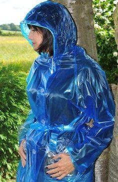 Raincoats For Women Rain Coats Raincoat Outfit, Raincoat Jacket, Plastic Raincoat, Yellow Raincoat, Plastic Pants, Hooded Raincoat, Rain Jacket, Plastic Mac, Stylish Raincoats
