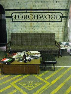 I really want Torchwood back, is that too much to ask...