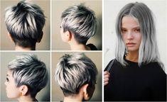 Самые актуальные модные цвета волос. Модный цвет волос 2017 – фото