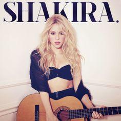"""LAS CADERAS TABASCO: Confirmado: Tracklist ofiacila del álbum """"SHAKIRA...."""