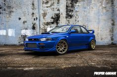 Subaru Impreza STI by Fuji Heavy Industries