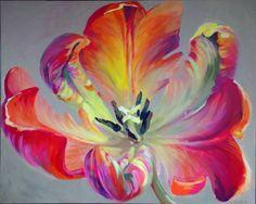 "Saatchi Art Artist Kamille Saabre; Painting, ""Life to the Full"" #art"