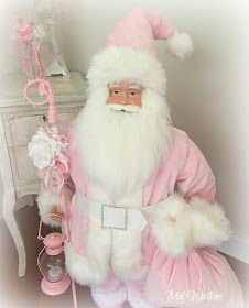 For the love of Romantic living. A love affair of Shabby Chic trash to treasure projects. I adore old chippy, crusty vintage furniture Christmas Ornaments To Make, Pink Christmas, Christmas Home, Trash To Treasure, Romantic Homes, Vintage Furniture, House Tours, Shabby Chic, Merry