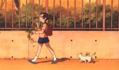Studio ghibli,the cat returns,Hiroyuki Morita Studio Ghibli Films, Art Studio Ghibli, Hayao Miyazaki, Dreamworks, Gato Anime, The Cat Returns, Castle In The Sky, Howls Moving Castle, My Neighbor Totoro