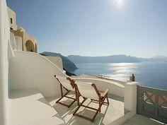 Oia White and Oia Blue, Santorini