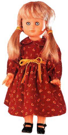 Kleid Puppe SM Gr. 40cm