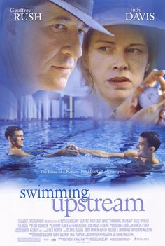 Directed by Russell Mulcahy. With Geoffrey Rush, Judy Davis, Jesse Spencer, Tim Draxl. The inspirational life story of Australian swimmer Tony Fingleton. Rent Movies, Netflix Movies, Movies 2019, Hd Movies, Movies To Watch, Movies Online, Movies And Tv Shows, Jesse Spencer, Streaming Vf