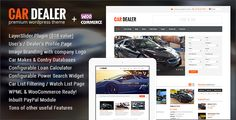 Car Dealer v1.2.3 – Automotive Responsive WordPress Theme
