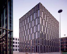 Parque de oficinas UPV, Munich, Alemania - MVRDV - Hans Engels
